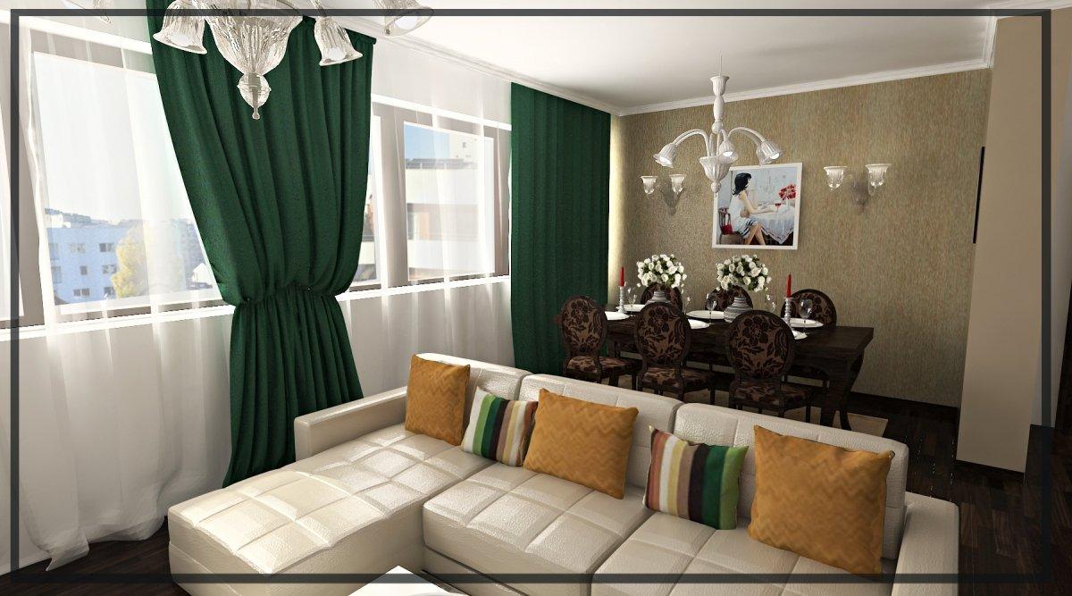 Design interior- Apartament Elegance-3