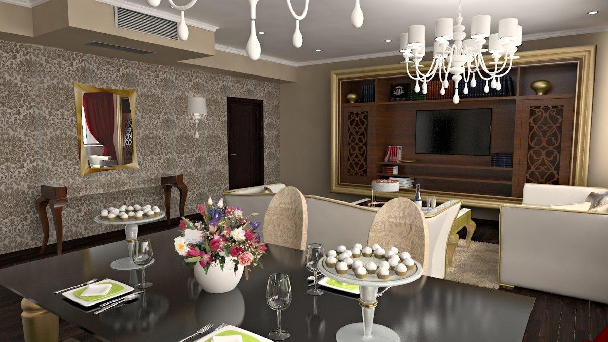Design interior- Apartament Elegance-4