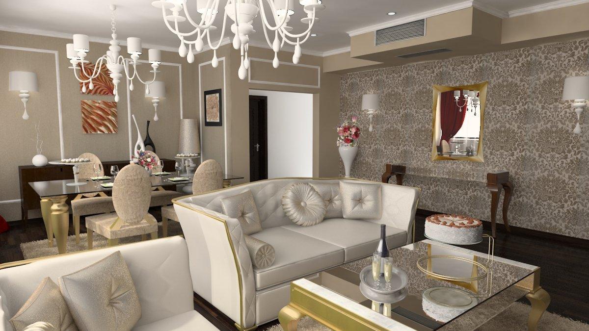 Design interior- Apartament Elegance-6