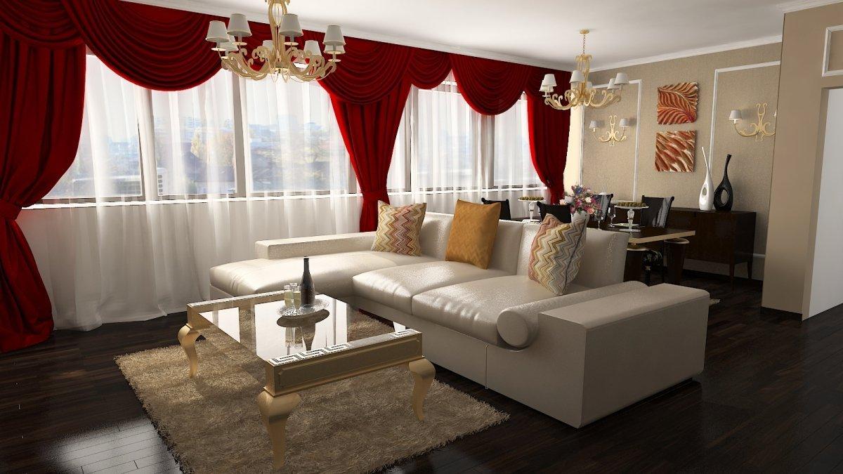 Design interior- Apartament Elegance-7