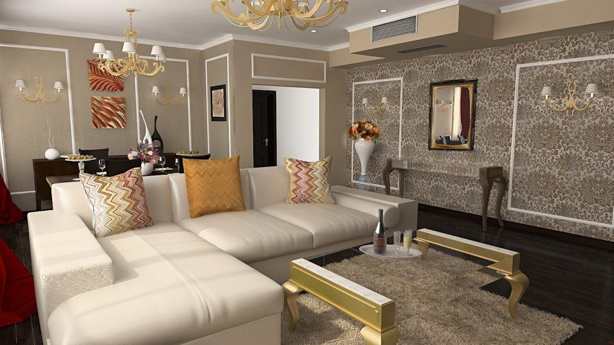 Design interior- Apartament Elegance-8