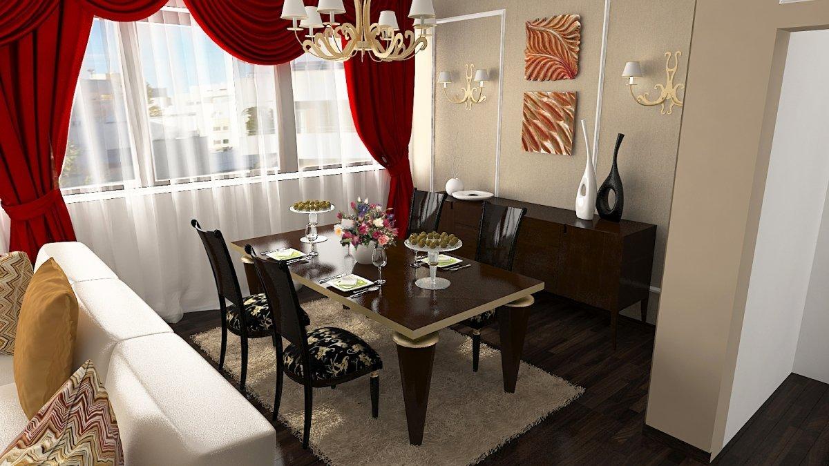 Design interior- Apartament Elegance-9