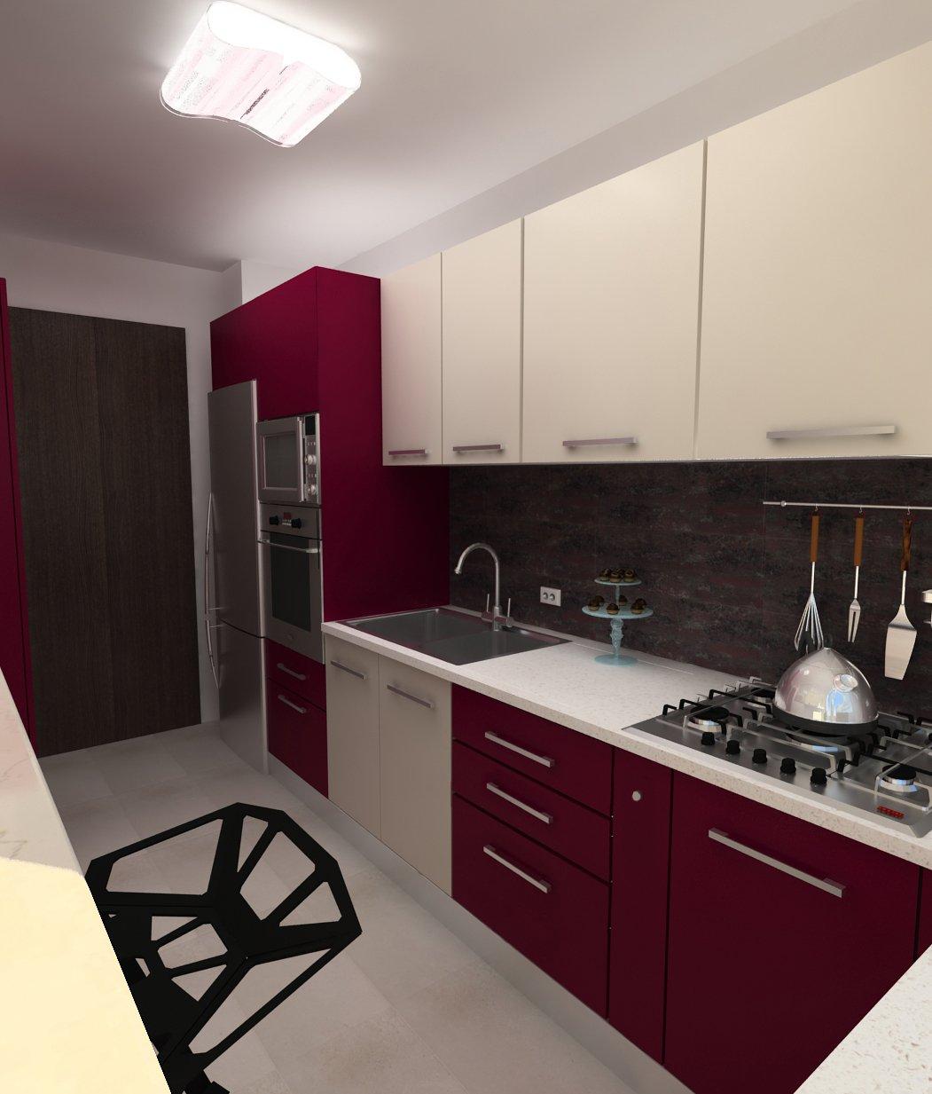 Design interior- Apartament Fresh Design-2