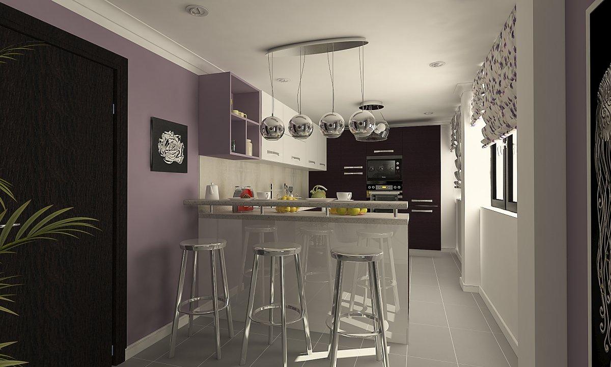 Design interior Apartament Modern - Valcea-1