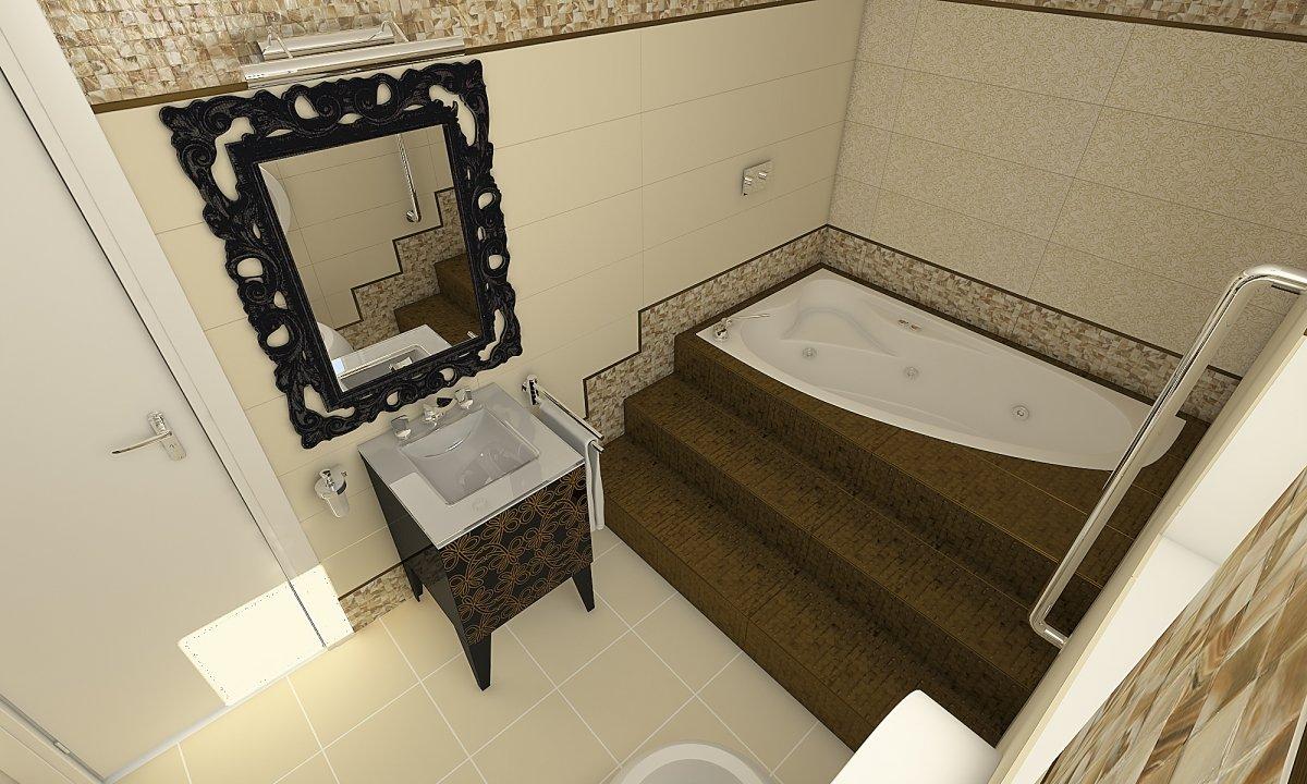 Design interior Apartament Modern - Valcea-14