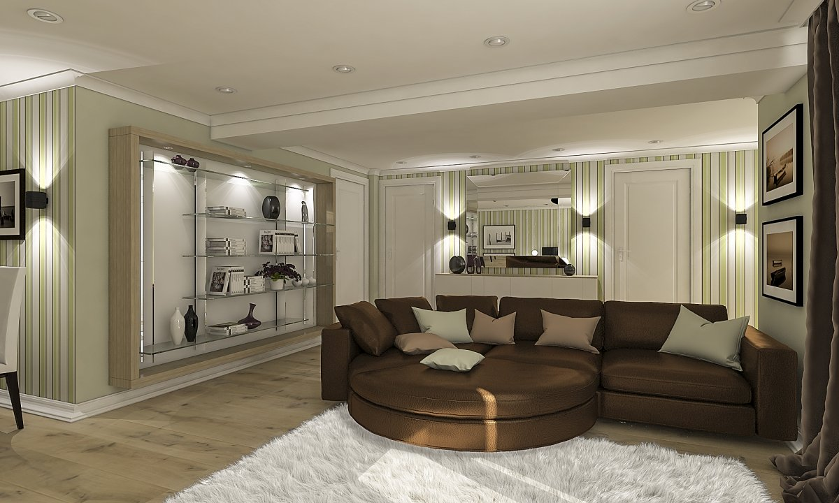Design interior Apartament Modern - Valcea-18
