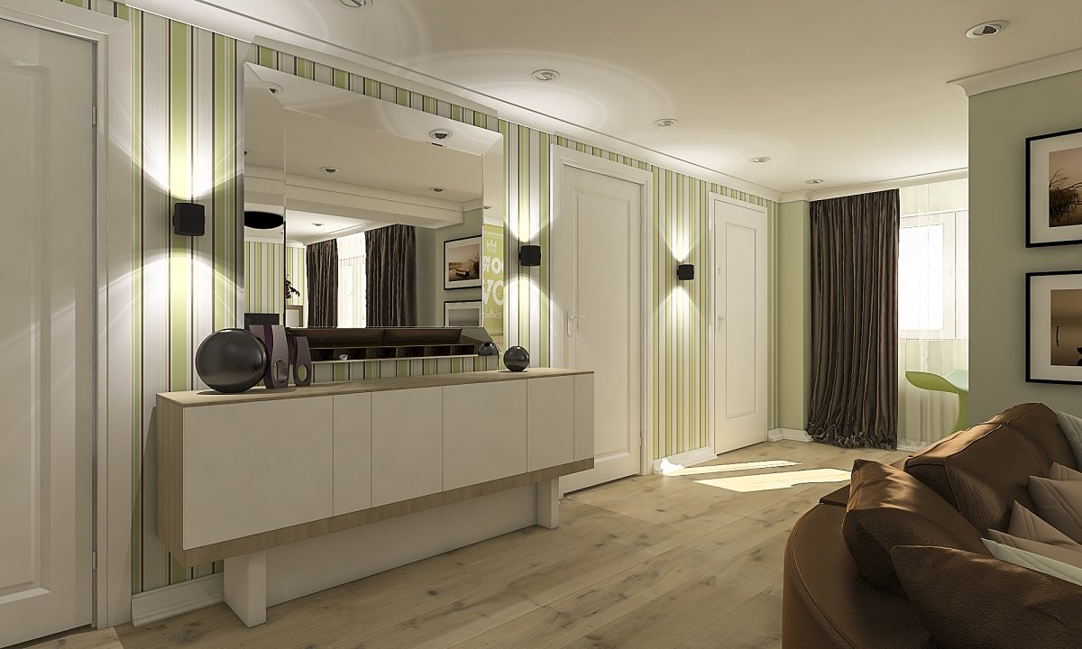 Design interior Apartament Modern - Valcea-22