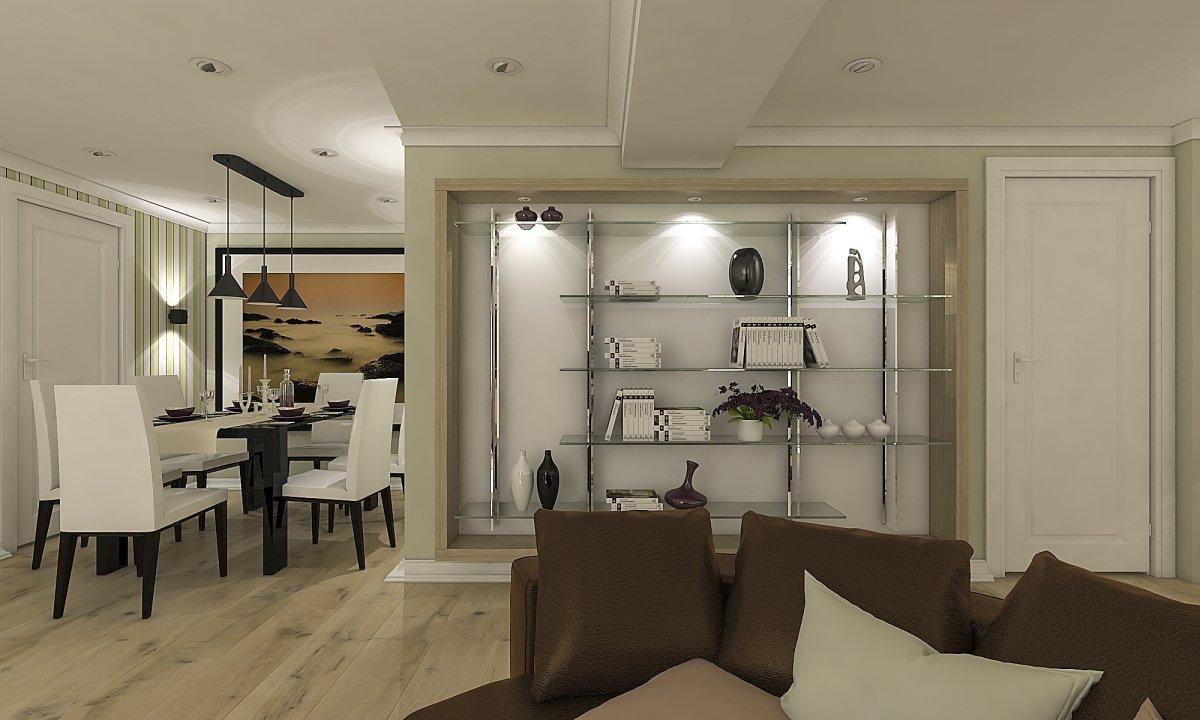 Design interior Apartament Modern - Valcea-23