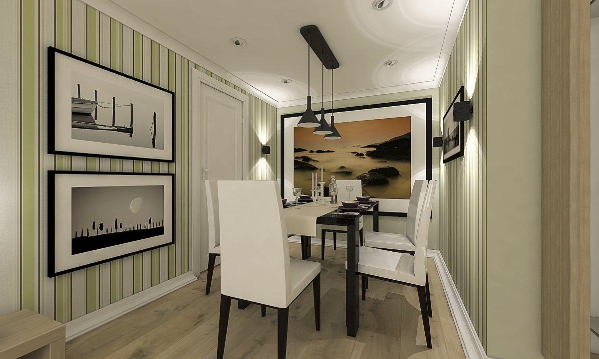Design interior Apartament Modern - Valcea-24