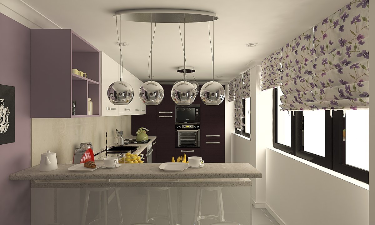 Design interior Apartament Modern - Valcea-5