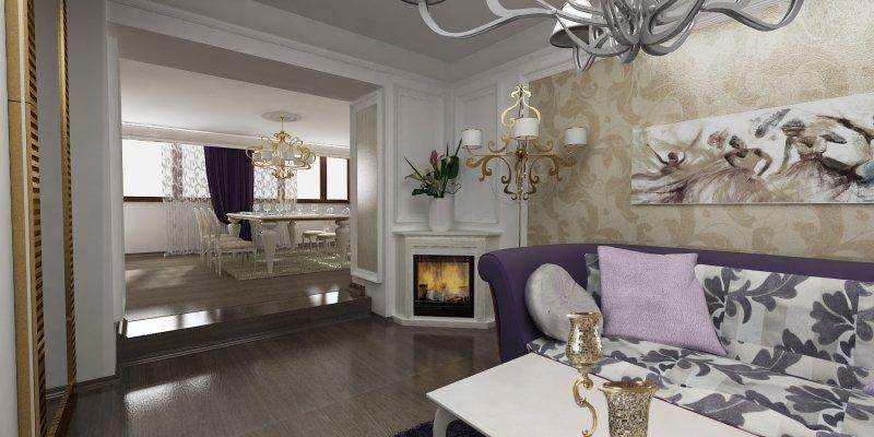 Design interior -Apartament New Look-10
