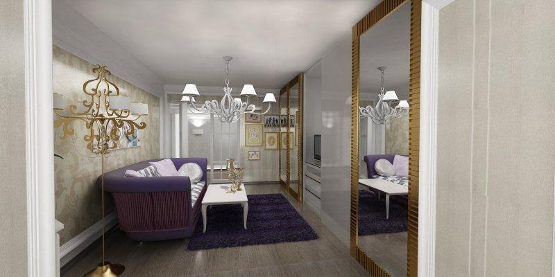 Design interior -Apartament New Look-11