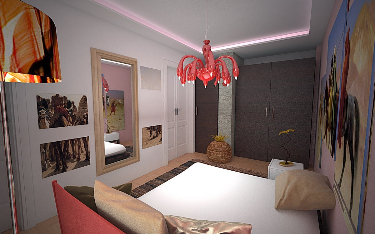 Design interior - Apartament Passion-15