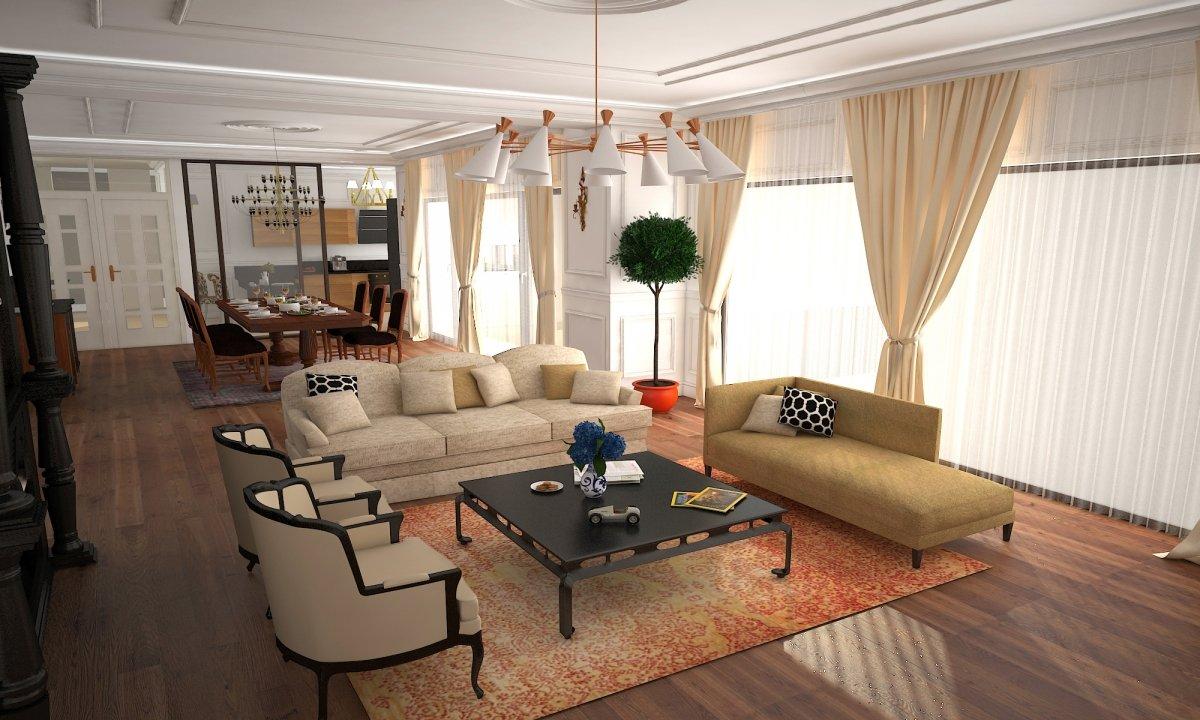 Design interior Apartament in Constanta-1