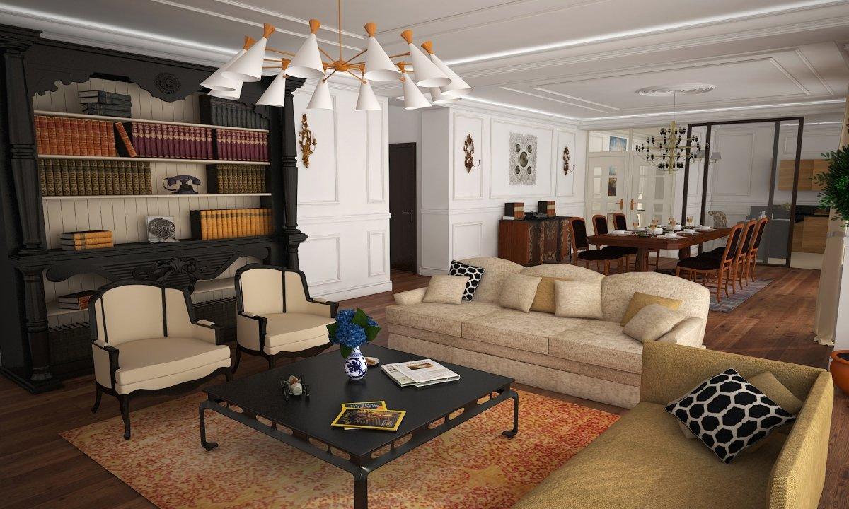 Design interior Apartament in Constanta-11