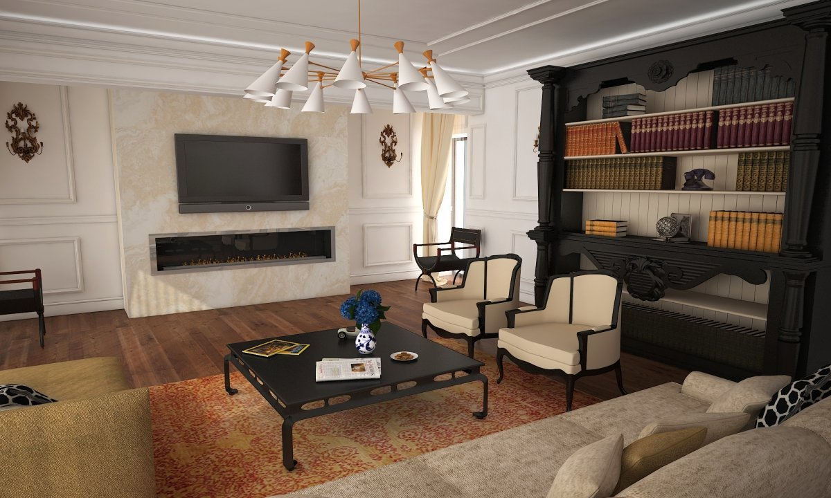 Design interior Apartament in Constanta-13