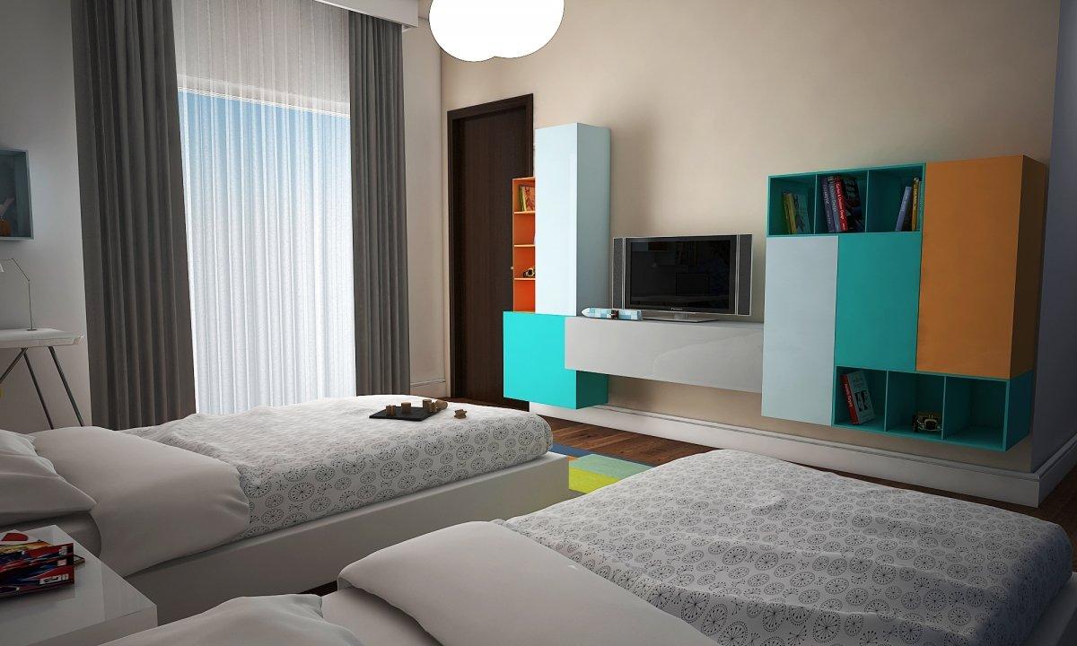 Design interior Apartament in Constanta-22