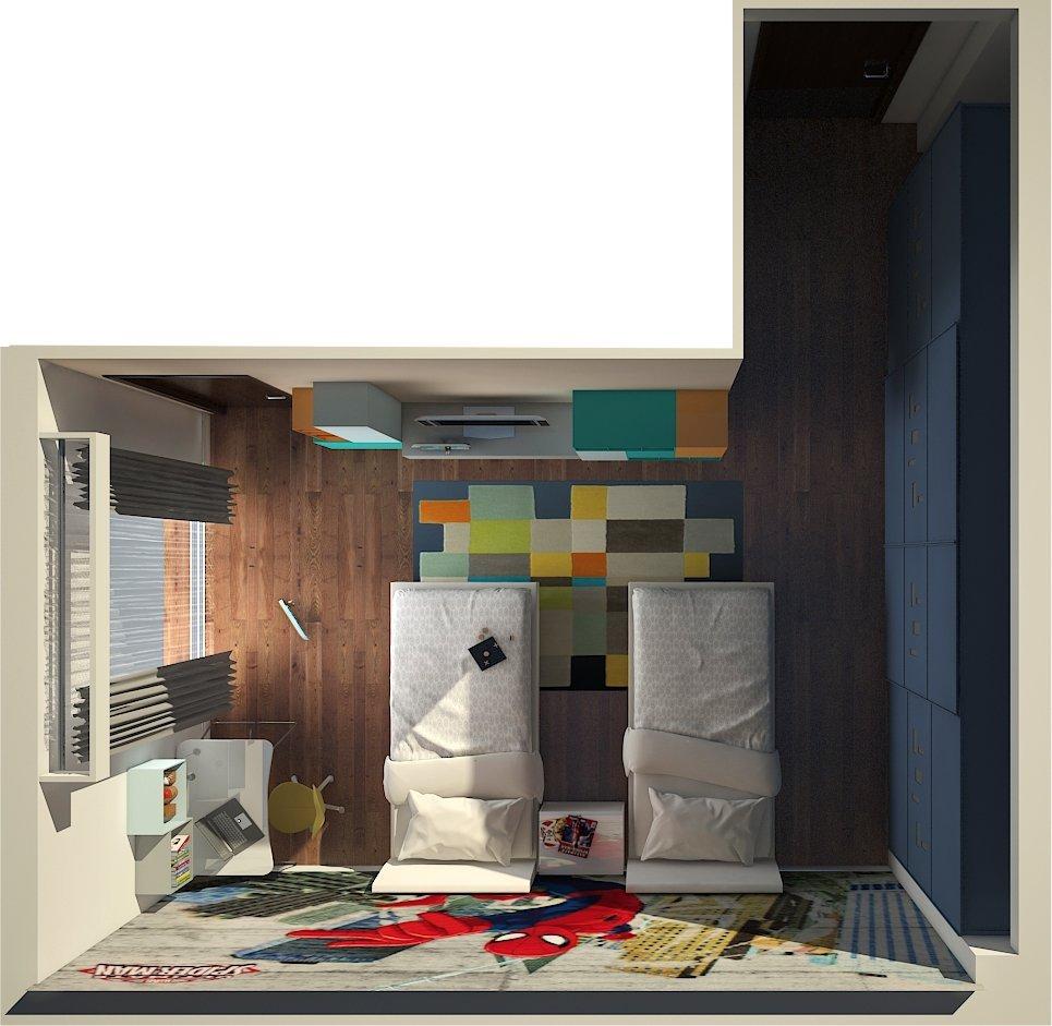 Design interior Apartament in Constanta-23