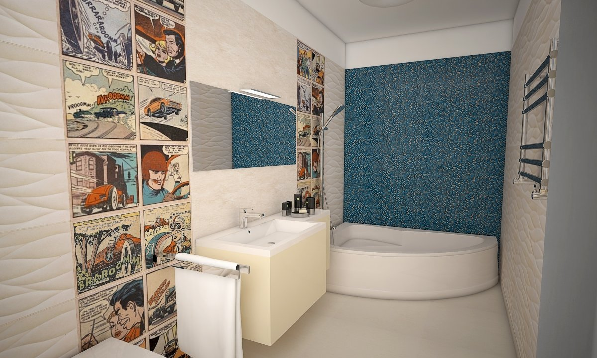 Design interior Apartament in Constanta-24