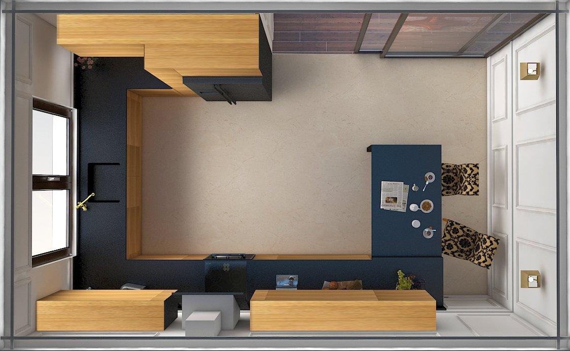 Design interior Apartament in Constanta-7