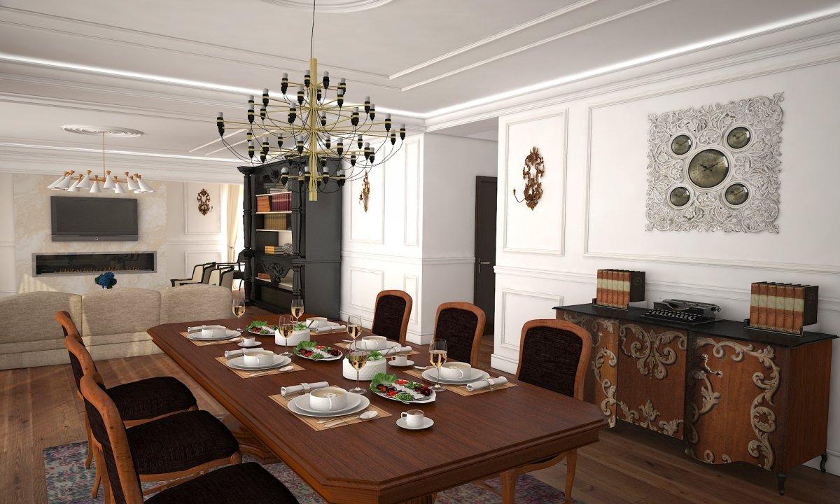 Design interior Apartament in Constanta-8