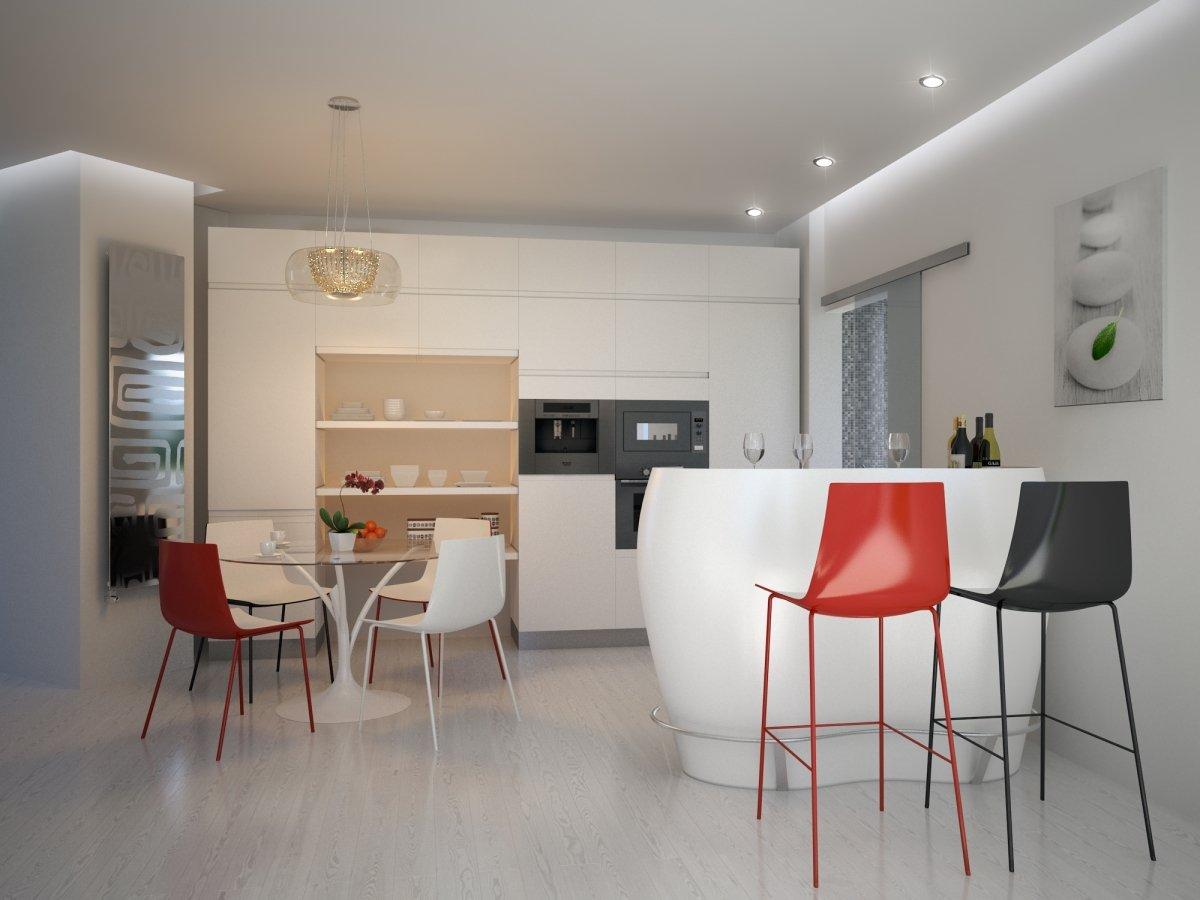 Apartment in craiova modern interior design