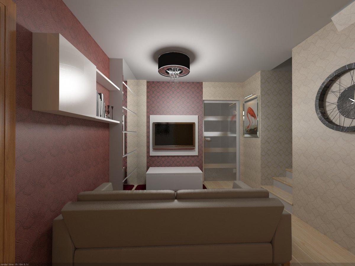 Design interior Apartament modern zona Fainari-1