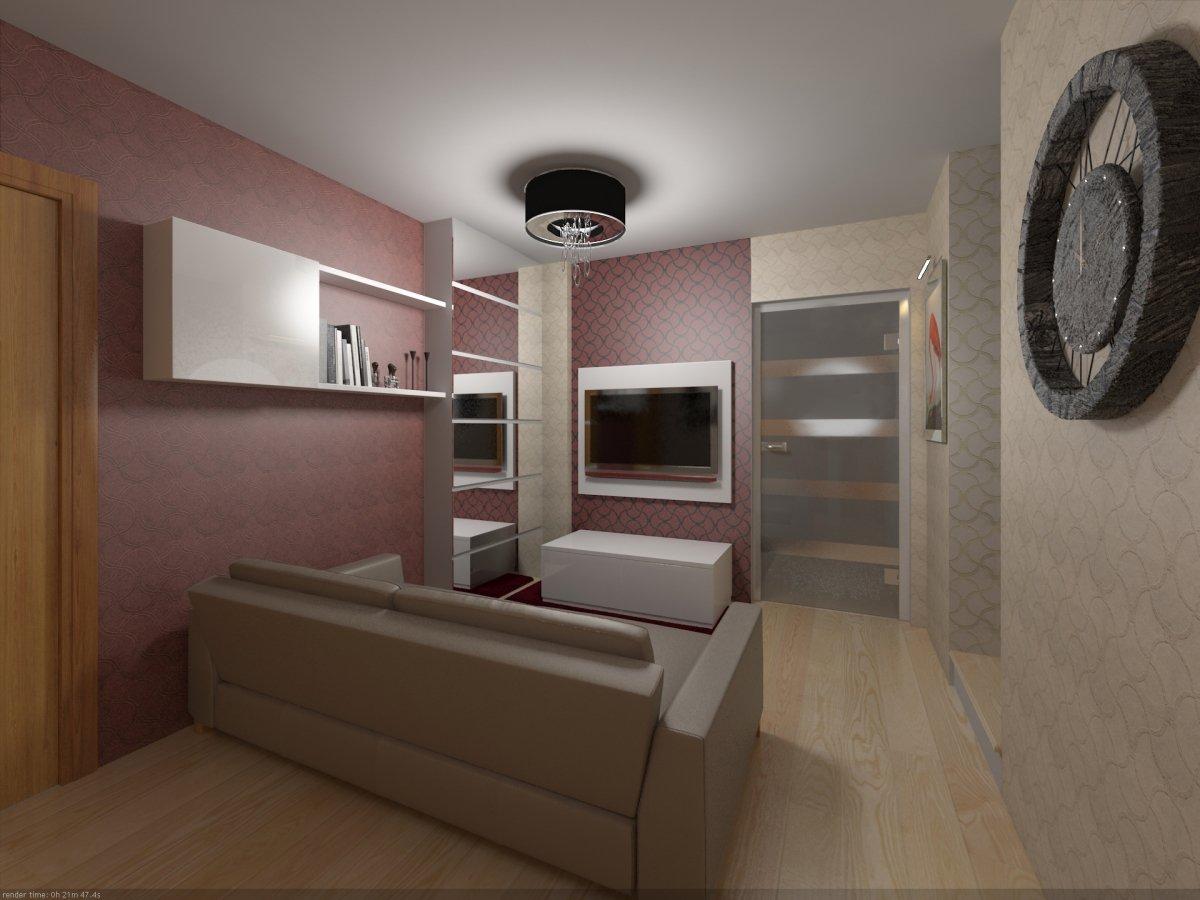 Design interior Apartament modern zona Fainari-2