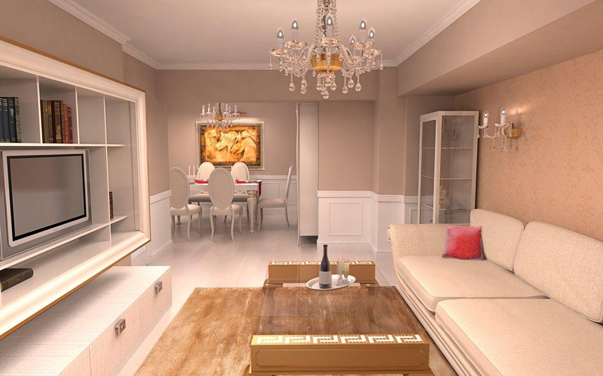 Design interior apartament Alba Iulia-1