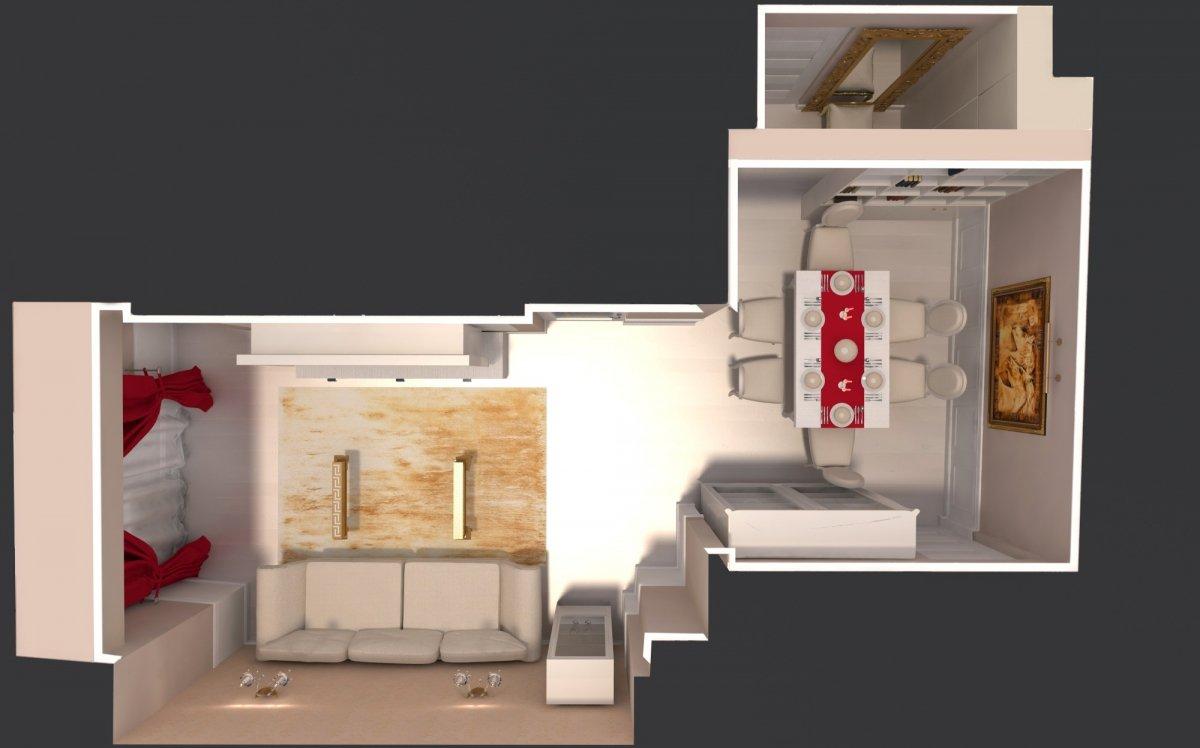 Design interior apartament Alba Iulia-6