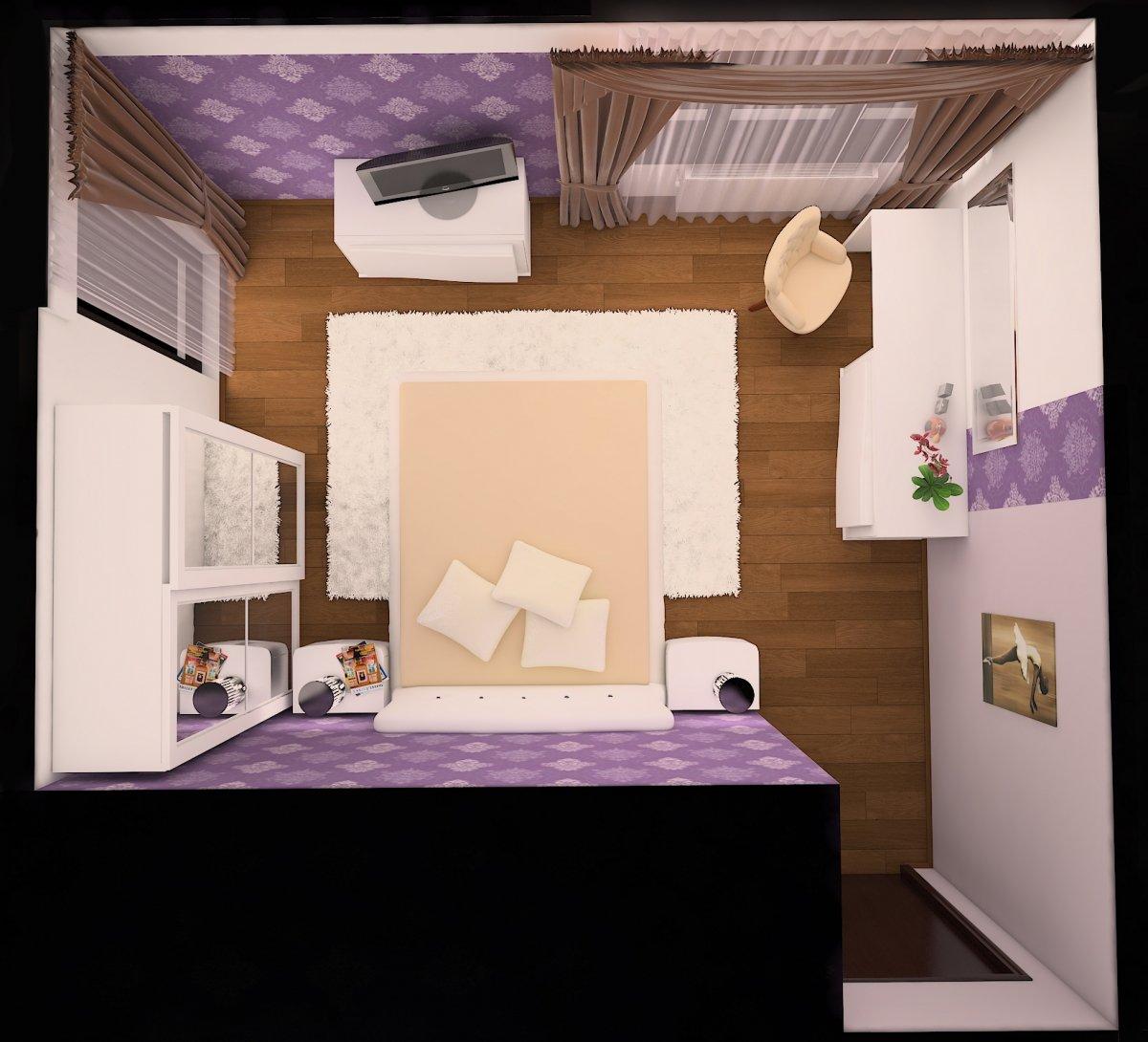 Design interior apartament Bucuresti - Berceni-11