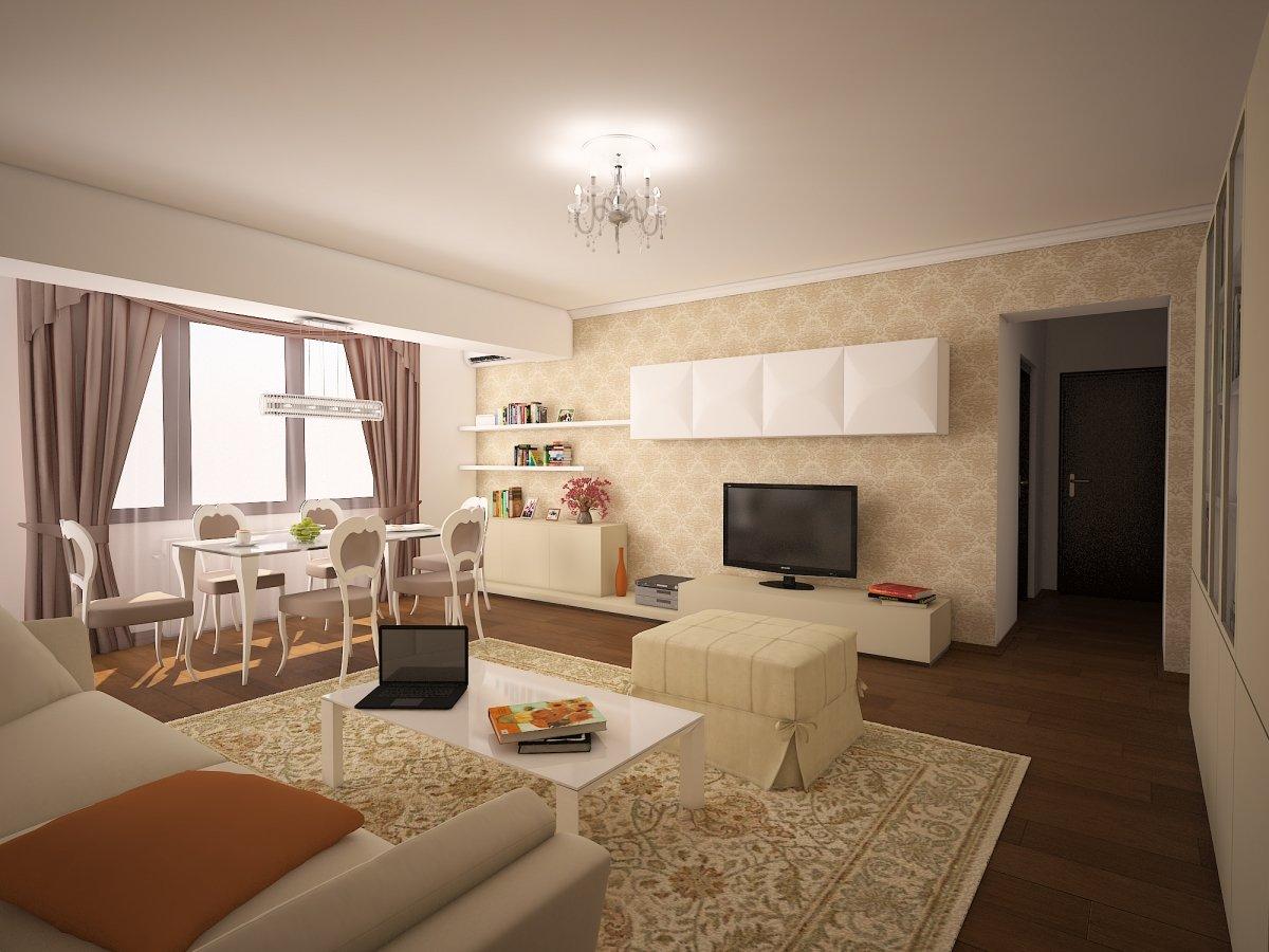 Design interior apartament Bucuresti - Berceni-12