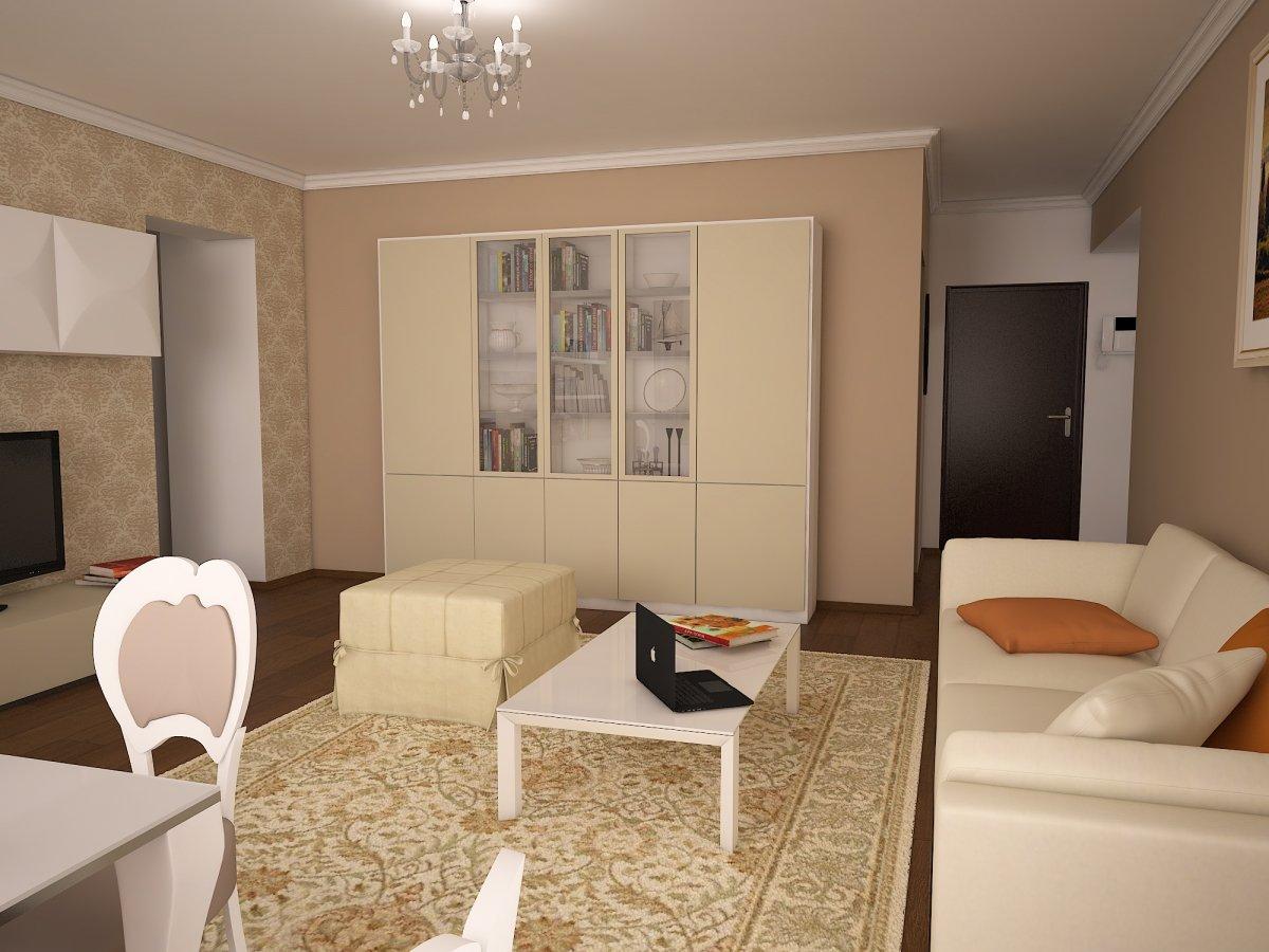 Design interior apartament Bucuresti - Berceni-14