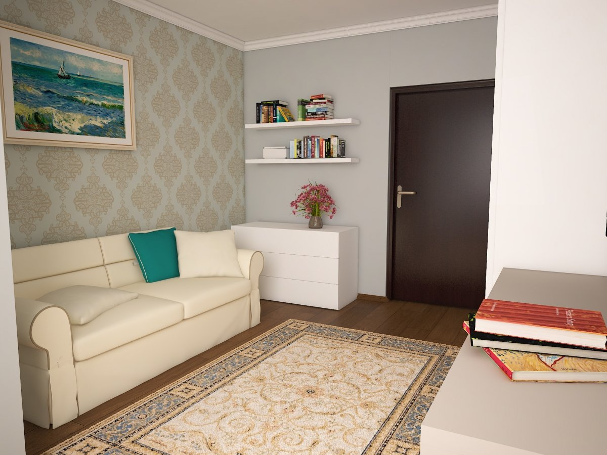 Design interior apartament Bucuresti - Berceni-18