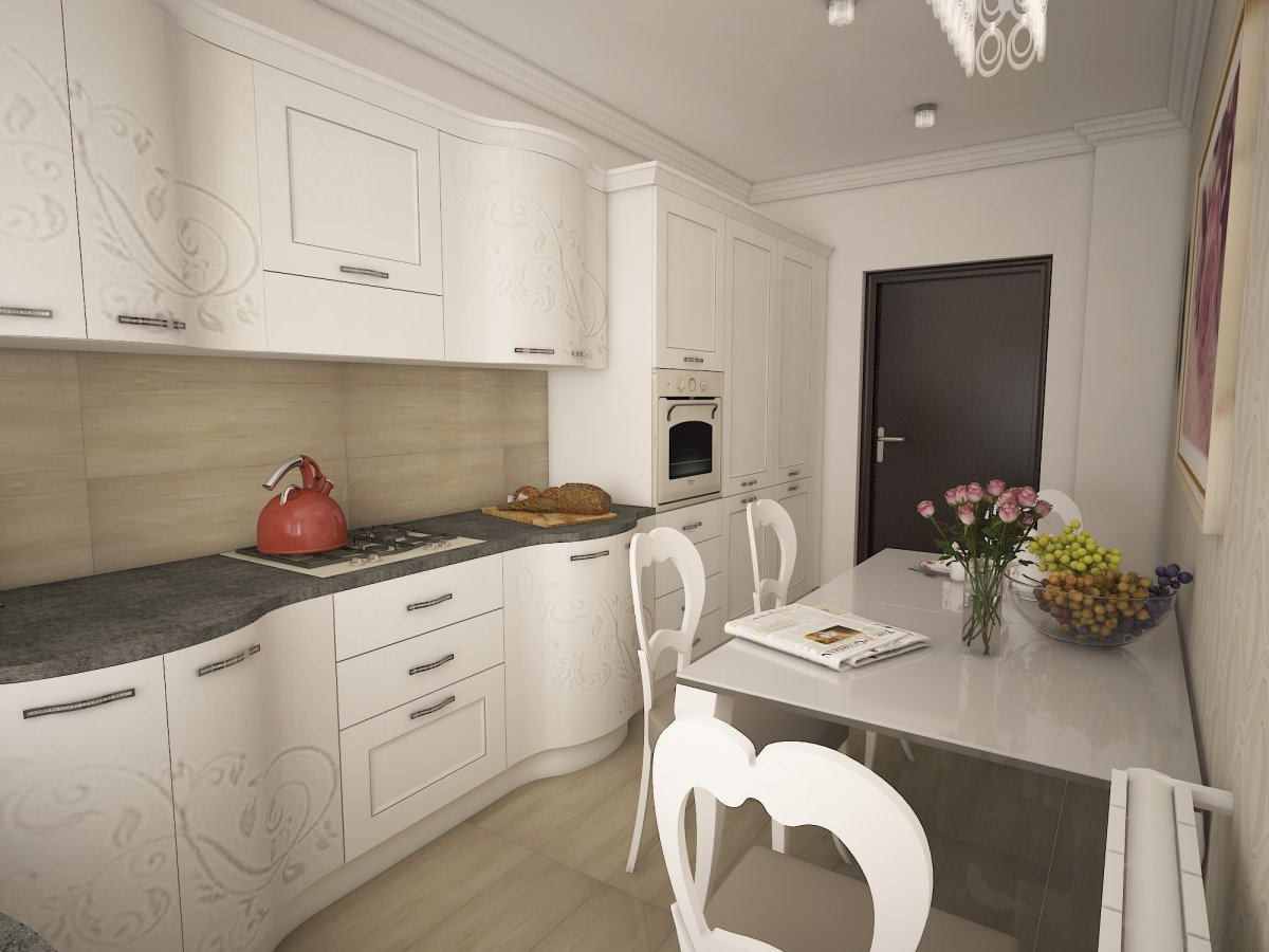 Design interior apartament Bucuresti - Berceni-3