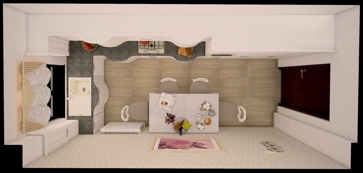 Design interior apartament Bucuresti - Berceni-5