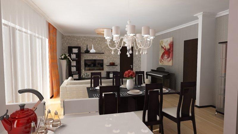 Design interior apartament -Clever Design-1