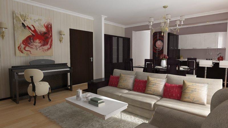Design interior apartament -Clever Design-7