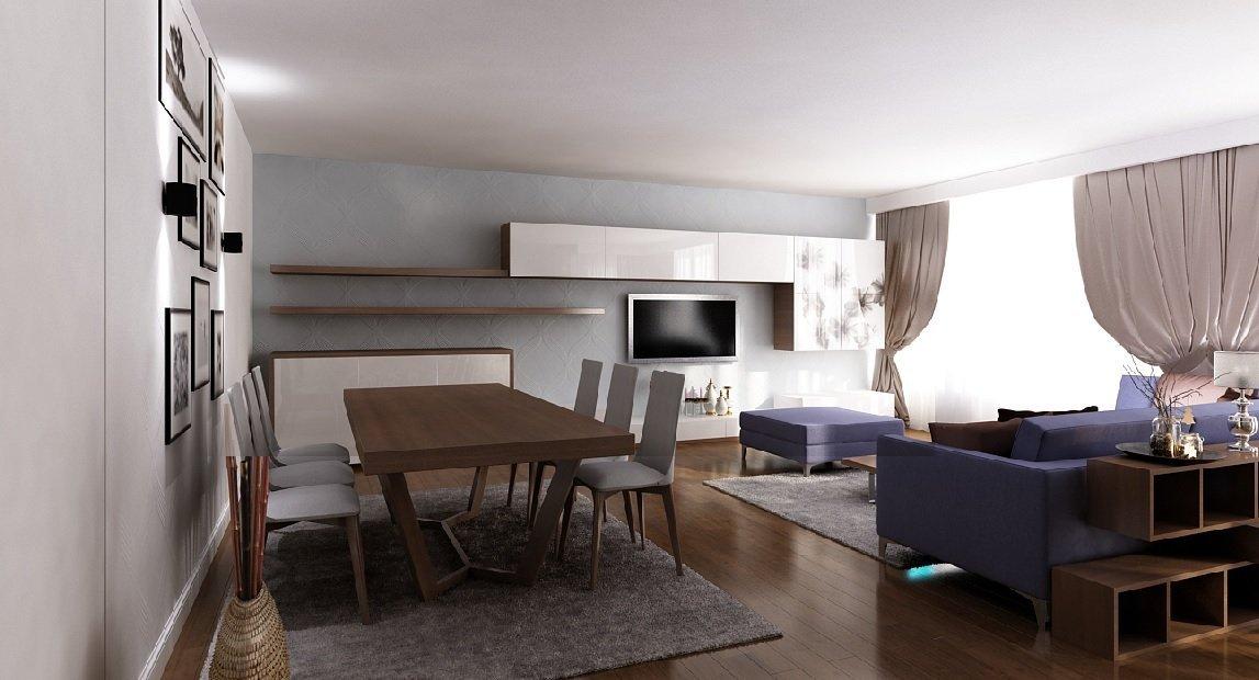Design interior apartament Parcul Carol-1