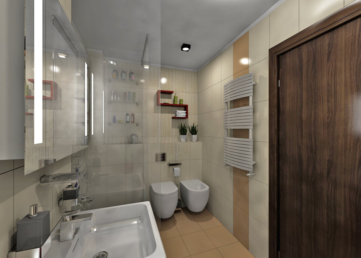 Design interior apartament Parcul Carol-17