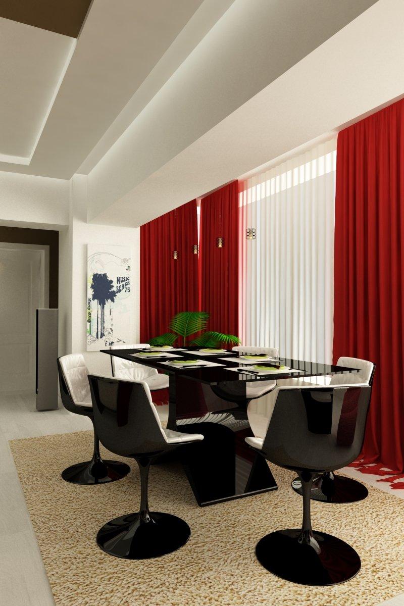 Design interior apartament - Vedere la Dunare-11