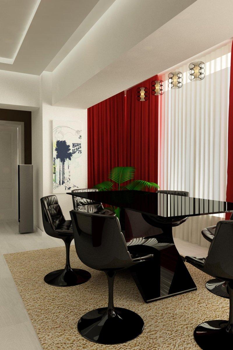 Design interior apartament - Vedere la Dunare-12