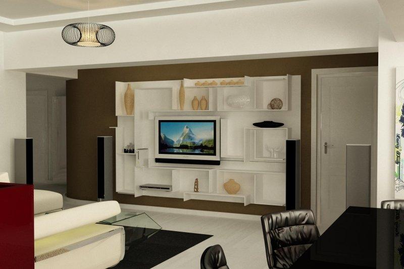 Design interior apartament - Vedere la Dunare-3