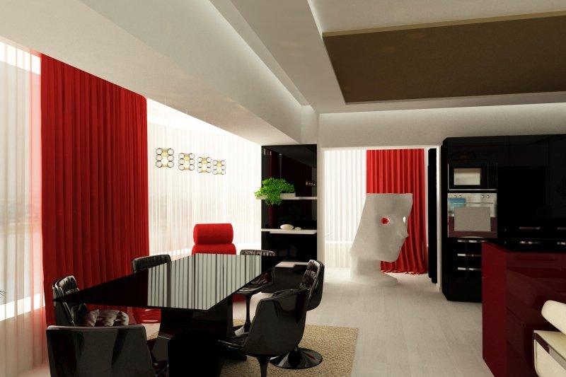 Design interior apartament - Vedere la Dunare-4