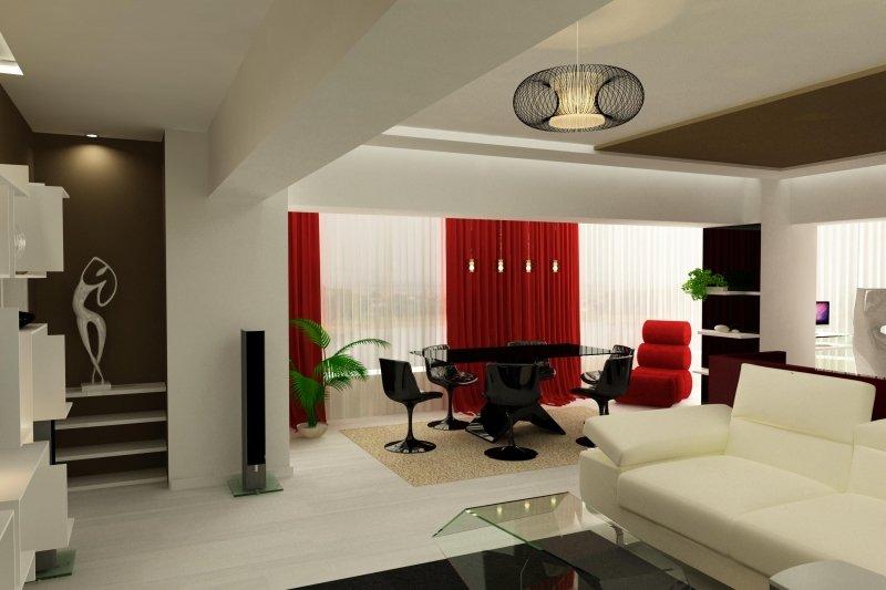 Design interior apartament - Vedere la Dunare-5
