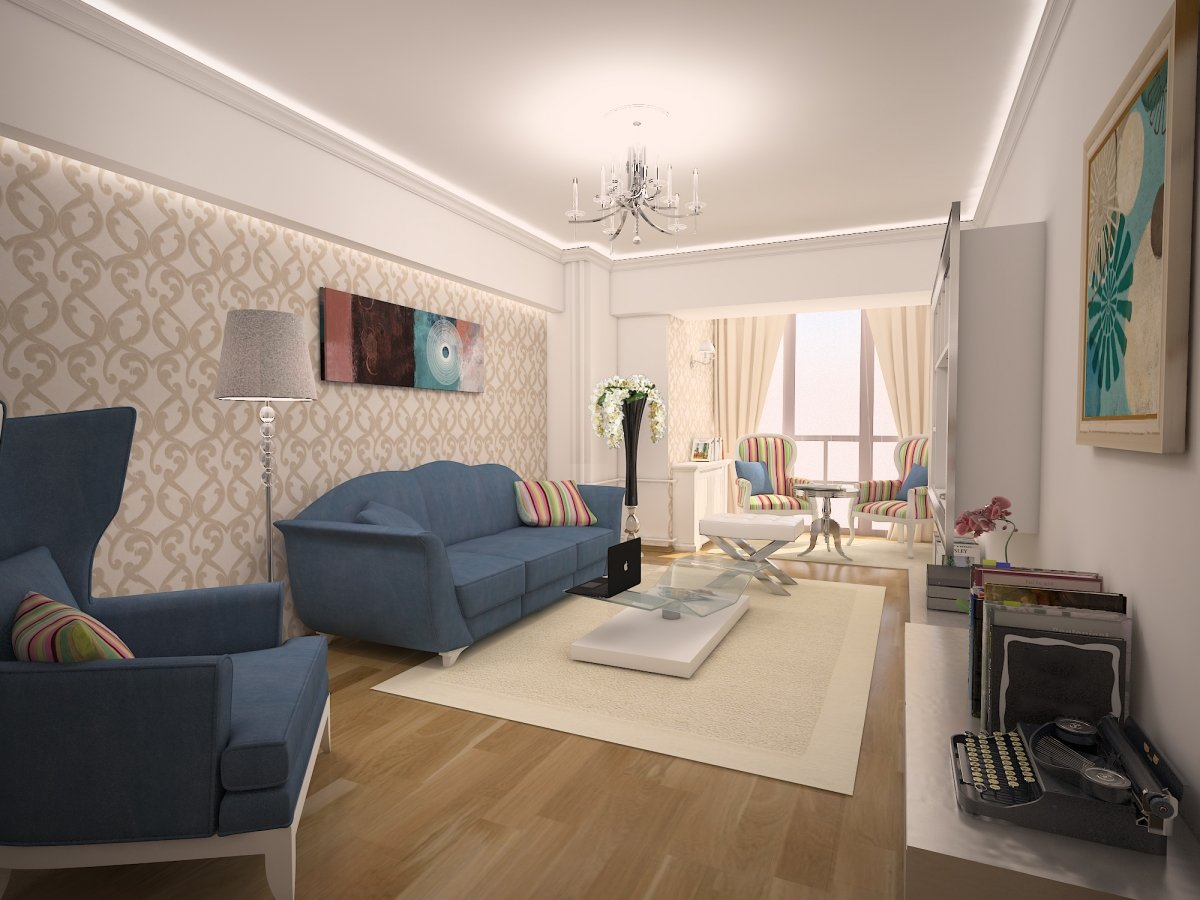 Design interior apartament clasic in Craiova-1