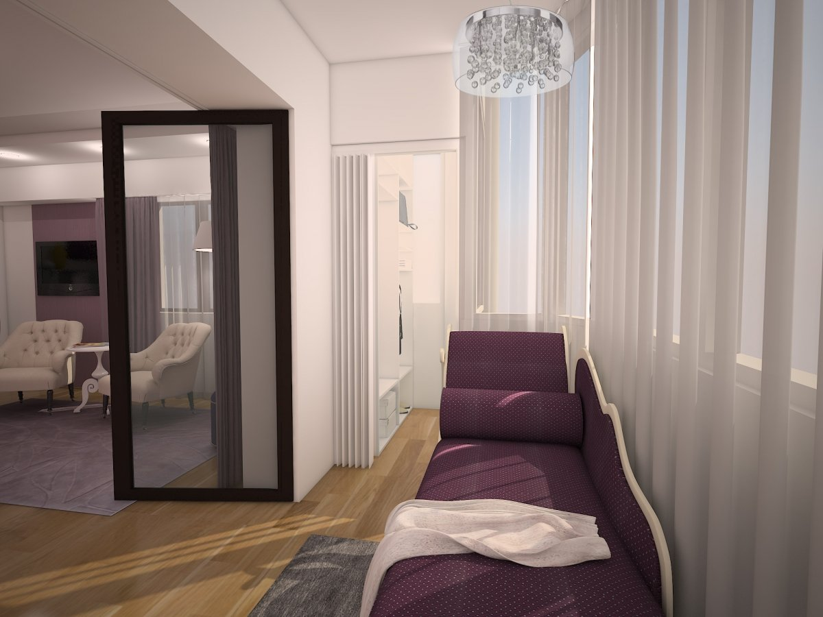 Design interior apartament clasic in Craiova-12