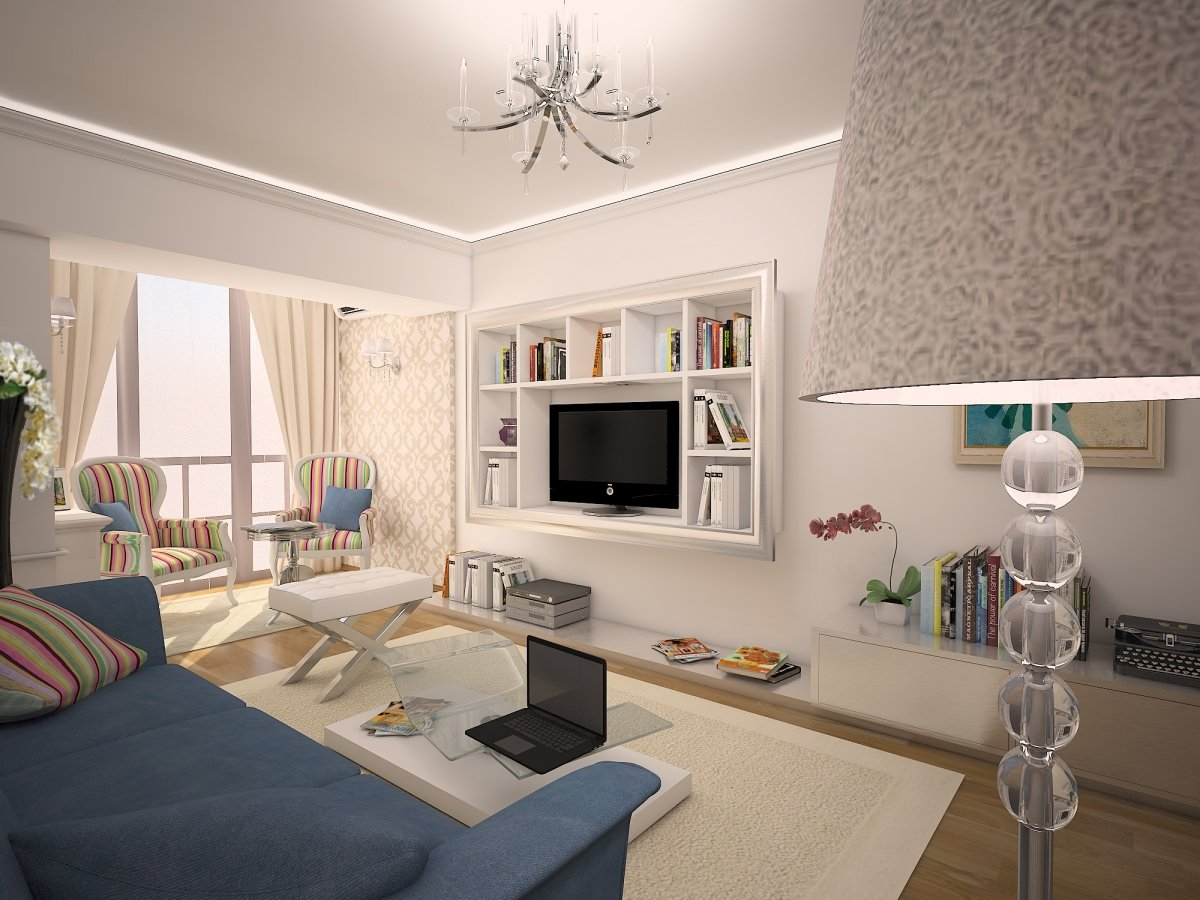 Design interior apartament clasic in Craiova-2