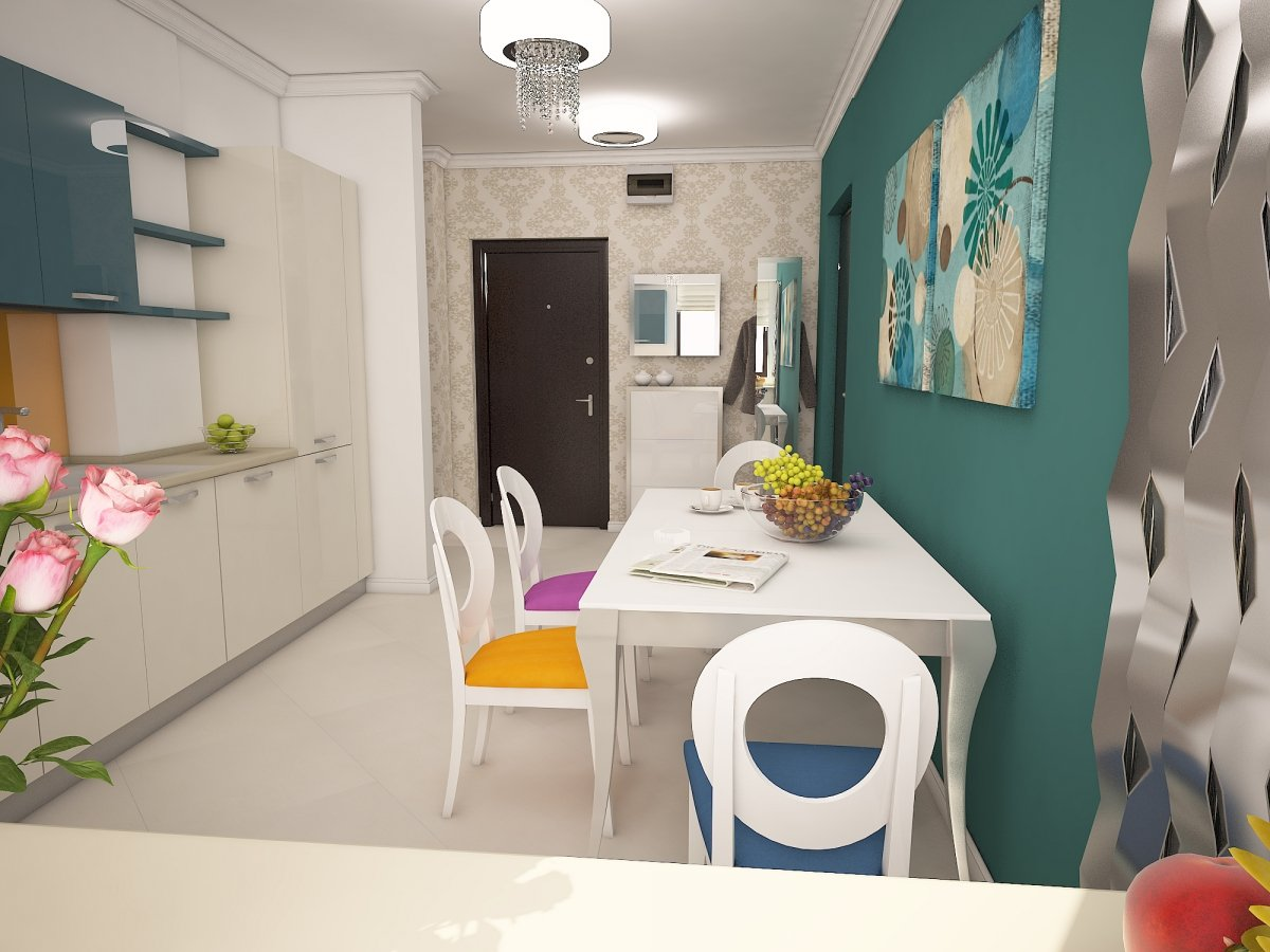 Design interior apartament clasic in Craiova-23