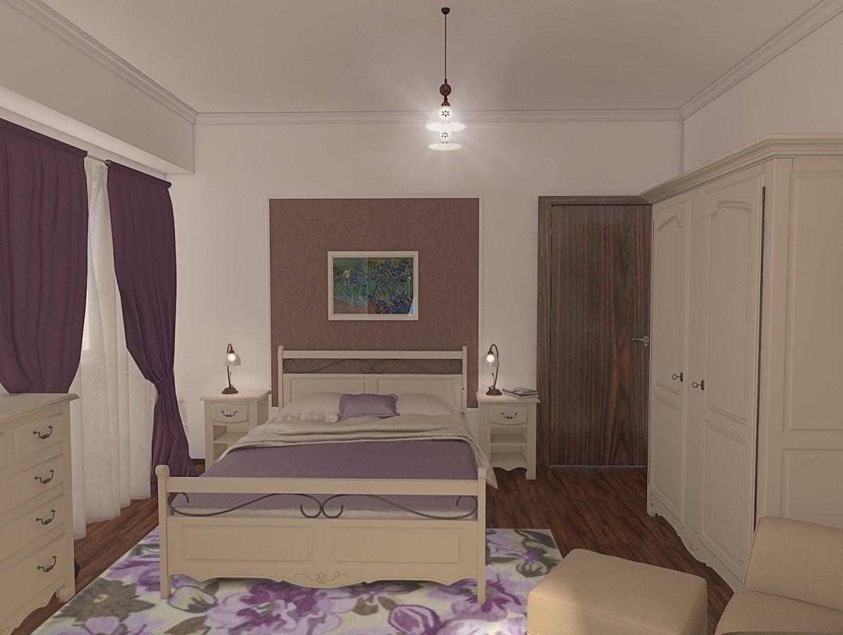 Design interior apartament eclectic - Bucuresti, cartier Orhideea-14